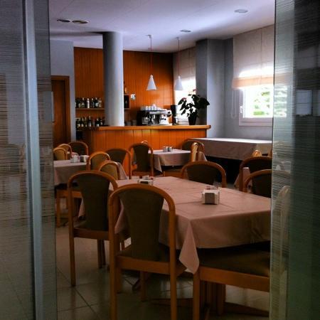 Hotel Borrell: Comedor