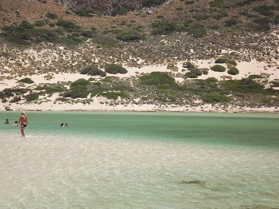 Balos Beach: balos
