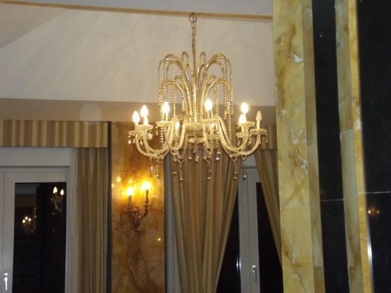 Hotel O Sole Mio: la salle à manger