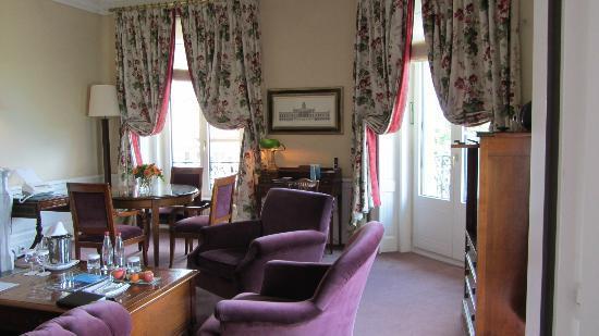 Hotel des Trois Couronnes: Suite 221