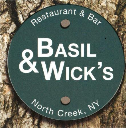 All trails lead to Basil & Wick's!