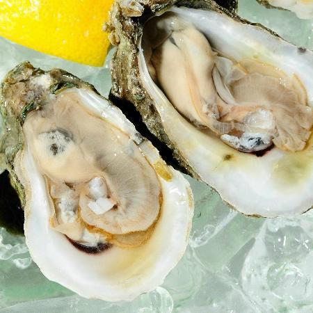 Blue Water Seafood : Blue Point Oysters