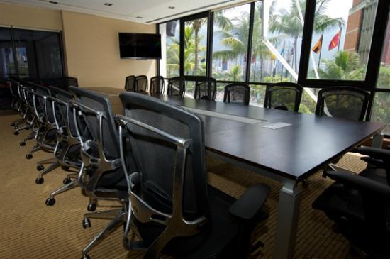 Eurobuilding Hotel and Suites Caracas: Business Center, su centro de negocios