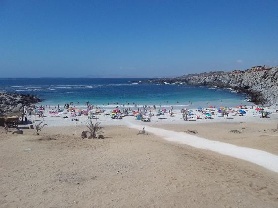 Playa la virgen III Region