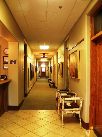 Buffalo Ridge Resort and Business Center : Lobby Area
