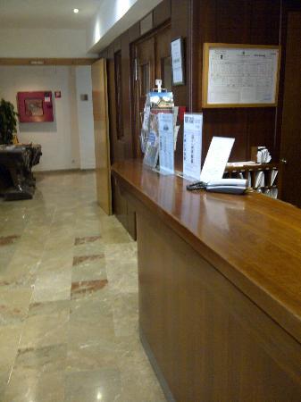 Hotel Armadams: lobby