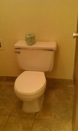 Days Inn Willoughby/Cleveland: bathroom