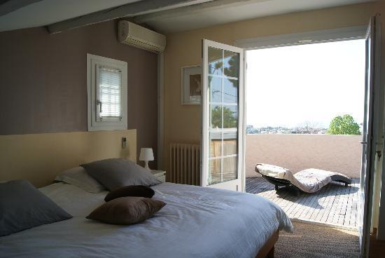 Villa Antoline: Pleinciel room