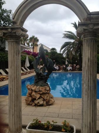 La Moraleja Hotel: la Moraleca pool