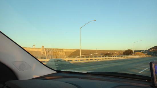Folsom Dam and Powerhouse