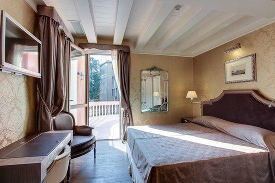 Hotel Moresco: Camera con terrazza