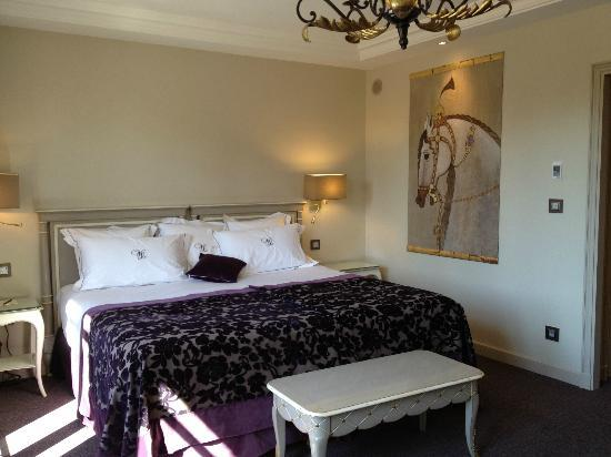 Villa Lara Hotel: Our room #205 a prestige style
