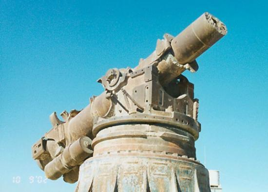 Tobruk, Libya: 55