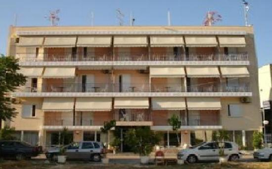 Hotel Saronis: saronis Hotel, Epidavros