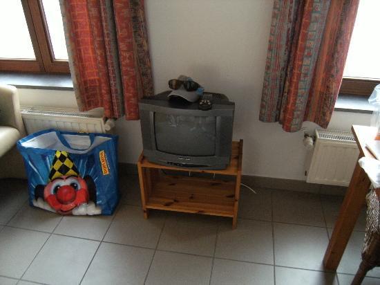 Hotel De Loft: TV qui ne fonctionne pas à cause de microbes!!!