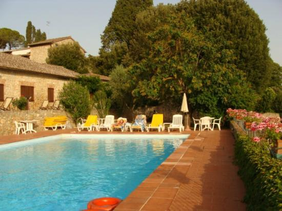 Relais Borgo di Toiano: A wonderful place to relax.