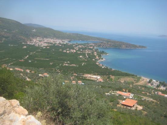 Hotel Saronis: Archaia Epidavros