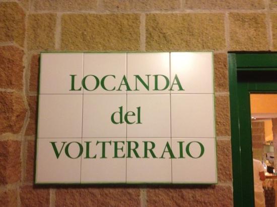 Hotel & Resort Sant'Anna del Volterraio: ingresso