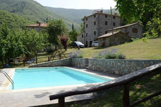 Bio Agriturismo Il Vigno: Pool on the premises.