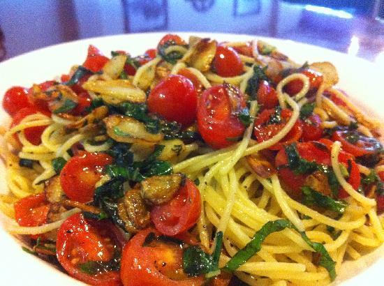 Spaghetti Company: Spaghetti Pomodoro
