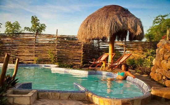 Totoco Eco-Lodge: Swimming Pool