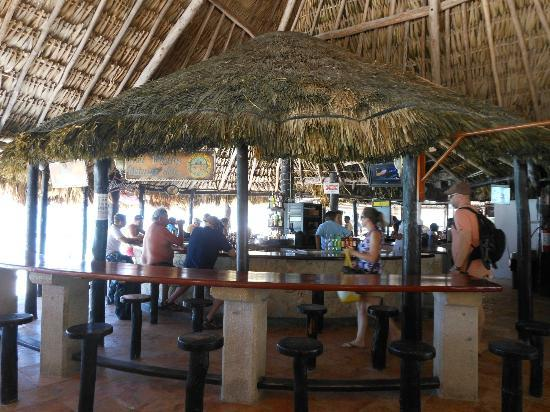Hotel Akumal Caribe : Lol Ha Snack Bar