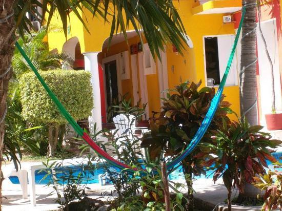 El Acuario Hotel: Grounds