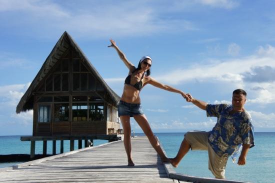 Kuramathi Island Resort: счастье