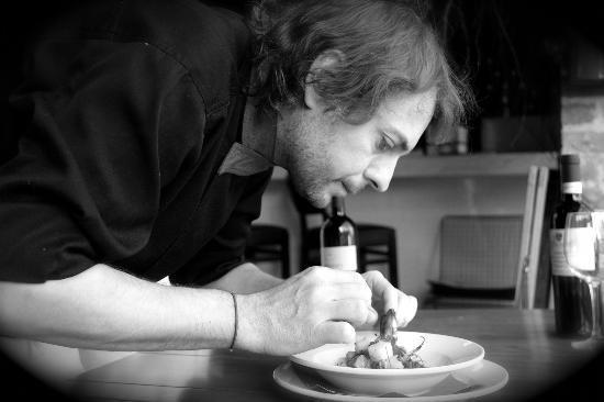 Broken English: Executive Chef Enzo