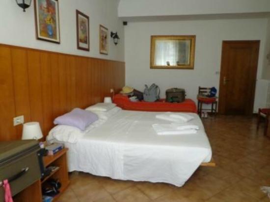 Hotel Locanda de' Pazzi: Large room