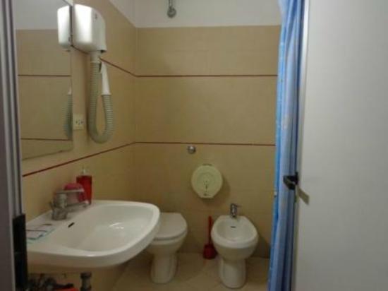 Hotel Locanda de' Pazzi: Bathroom