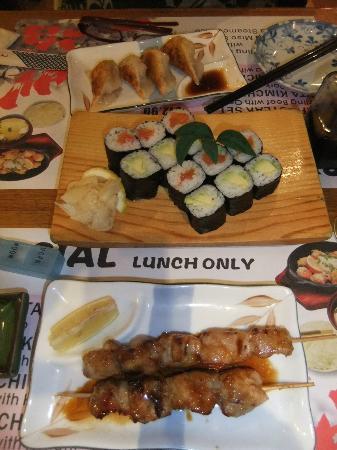 Meiji Japanese Cafe