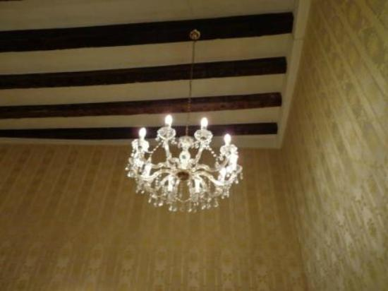 Locanda La Corte : High ceiling