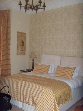 Inglewood Boutique B & B: comfy bed