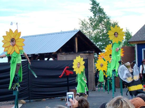 North House Folk School: The annual solstice performance