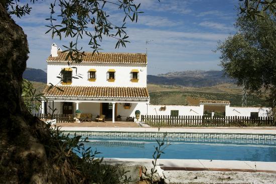 Hacienda el Lirio: Detalle Casa