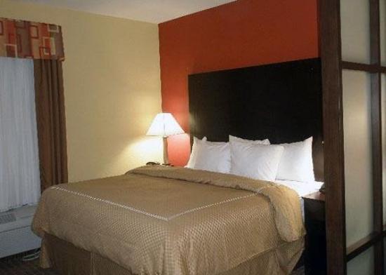 Comfort Suites Golden Isles Gateway Brunswick: Guest Room