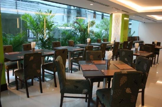 Citin Pratunam Hotel by Compass Hospitality: Restaurant
