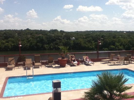 Holiday Inn Austin-Town Lake: pool