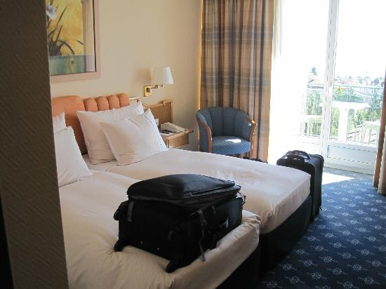 BEST WESTERN PLUS Hotel Mirabeau: comfy beds
