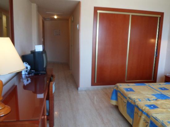 Hotel Agua Beach: room