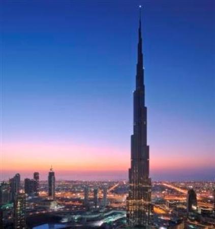 Armani Hotel Dubai: Burj Khalifa ND(Small )