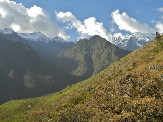 Choquequirao: View from first/last day trail