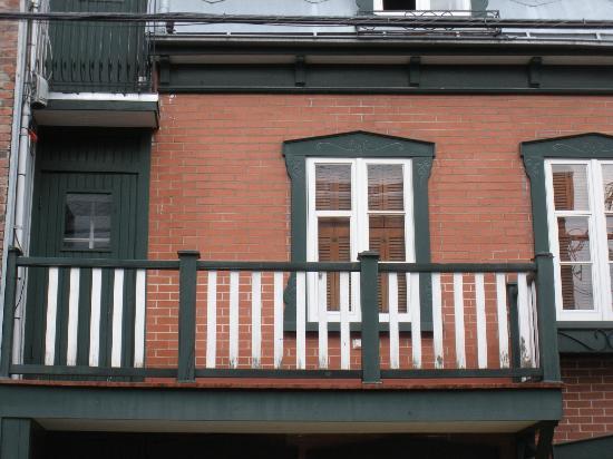 Maison La Chapeliere : outside