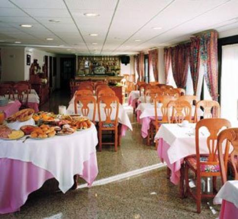 Aparthotel Casa Vella: Restaurant