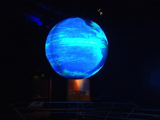 The Tech Museum of Innovation: Atração do museu sobre aquecimento global