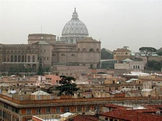 Vatican City B&B and Apartment : Exterior (OpenTravel Alliance - Exterior view)