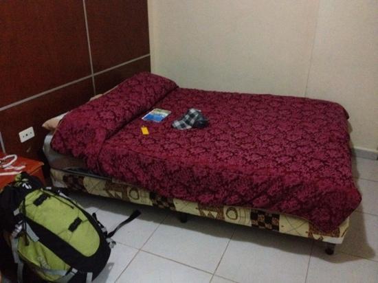 Hotel Discovery: habitación 505