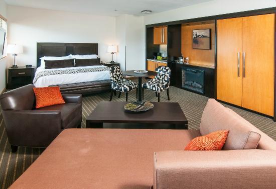 Ainsworth Hot Springs, Canada: Designer Suite