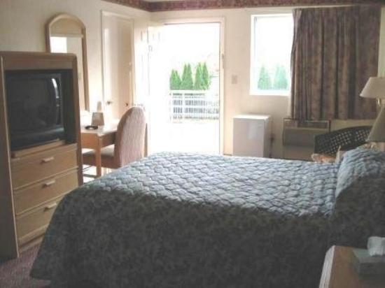 The Tides Motor Inn : Guest Room